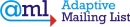 Adaptive Mailing List