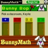 BunnyMath (For PalmOS)-German