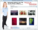 Webetiser(tm) Puzzle - Valentine Day Package