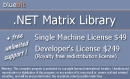 Biblioteca de Matrices para .NET (.NET Matrix Library)