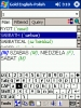 LingvoSoft Standard Talking Dictionary English <-> Polsh for Pocket PC