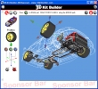 3D Kit Builder (V8 Racecar)