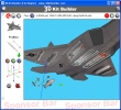 3D Kit Builder (F22 Raptor)
