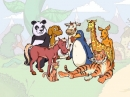 Animal Kids Screensaver