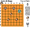 xCats and Dogs for PALM
