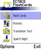 ECTACO FlashCards English <-> Dutch for Nokia