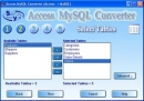 Access MySql