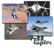 F-22 Raptor Screen Saver