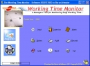 Working Time Monitor