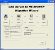 LAN Server to Windows Migration Wizard