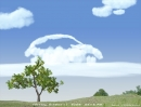 3D Amazing Clouds Screen Saver