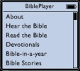 BiblePlayer for iPod