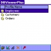 Visor de bases de datos Plus (Access, Excel, Oracle) (Database ViewerPlus(Access,Excel,Oracle))