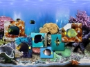 FP :: Amazing 3D Aquarium Free ADD-on  :: Chaetodontoplus Fish Pack