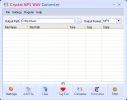 Crystal MP3 Converter