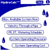 HydroCalc PocketPC