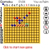 xGomoku for PALM
