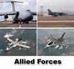 Allied Forces Screen Saver