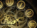 Mechanical Clock 3D Screensaver
