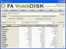 WatchDISK Disk Space Tracker