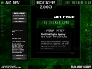 Hacker 2005: The Broken Link