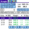 UTS Weight for Palm OS