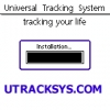 Universal Tracking System for Palm OS