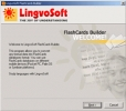 LingvoSoft FlashCards Builder