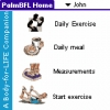 PalmBFL:The Body for LIFE Companion