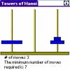 Towers of Hanoi for PALM