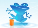 Blue Frog Anti Spam
