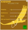 XSound DSP Plugin for Winamp 2, 3 and 5