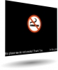 No Smoking Screensaver