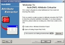AutoDWG Attribute Extractor 2005