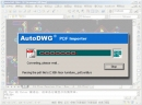 PDF to DWG Converter stand-alone