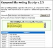 Keyword Marketing Buddy