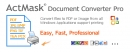 ActMask Document Converter Pro