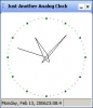 Just Another Analog Clock