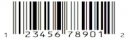 PrecisionID UPC EAN Barcode Fonts