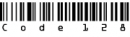 PrecisionID Code128 Barcode Fonts