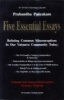 Five Essential Essays (pdf)