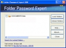 Folder Password Expert USB