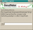DocuMaker's TypoTest