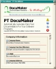 PT DocuMaker