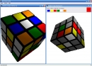 3D Virtual Cube