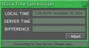 1Click Time Synchronizer
