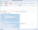 Puma Video To 3GP Converter