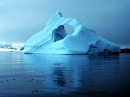 Ice Blue Antarctica