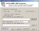 DXF to AutoCAD DWG Converter