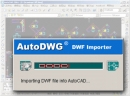 DWF to DWG Importer